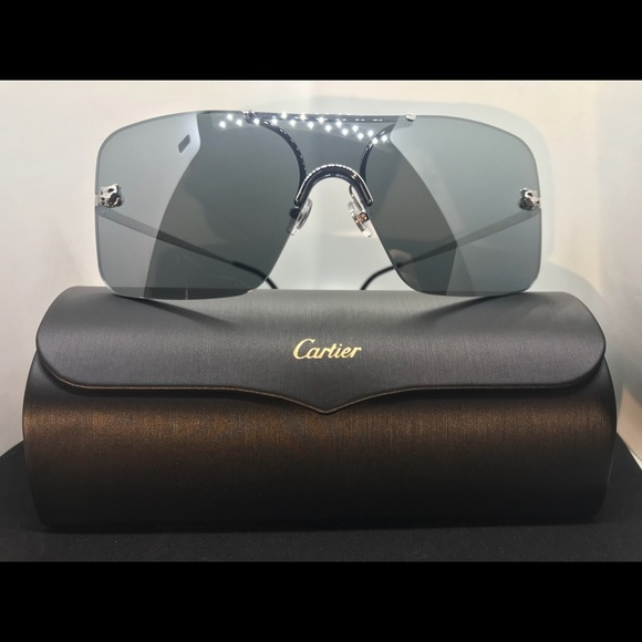 1f53d747418 Cartier Sunglasses CT0024S 001
